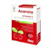 Acerola Plus 60 tabletek do ssania