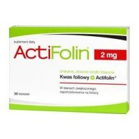 ActiFolin 2 mg  30 tabl.
