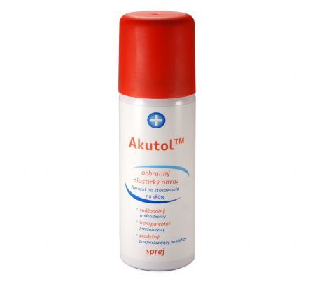 Akutol spray opatr.elast.w aeros. 60 ml