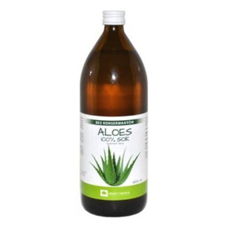 Aloes sok z aloesu płyn 1000ml