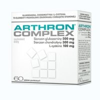 ARTHRON COMPLEX 60 tabletek data waż. 28/02/2021