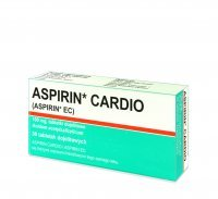 Aspirin Protect 100 mg 30 tabletek