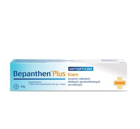 Bepanthen Plus Cream krem 30 g