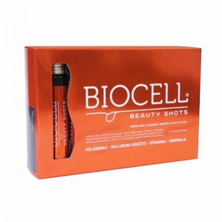 Biocell Beauty Shots fiol x 14