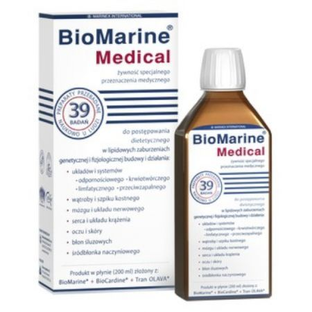 BioMarine Medical płyn 200ml