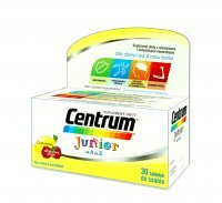 Centrum Junior 30 tabletek