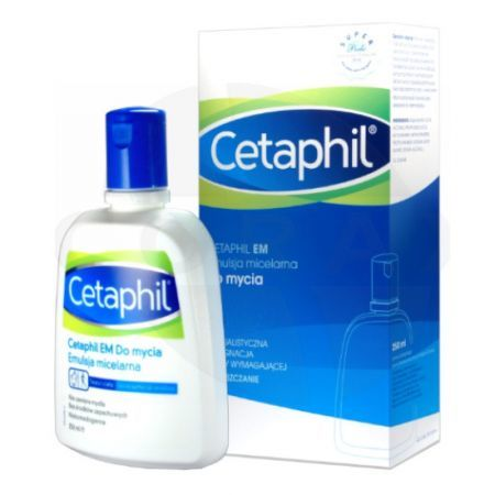 Cetaphil emulsja do mycia 250 ml