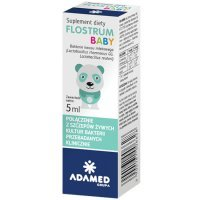 Flostrum Baby krople 5 ml
