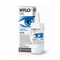 Hylo-Gel krople do oczu 10 ml