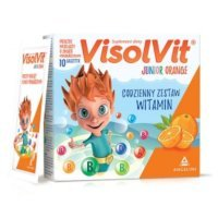 Visolvit Orange Junior 10 saszetek