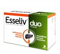 Esseliv Duo  40 kaps.