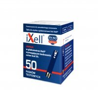 iXell test pask. 50 pask.