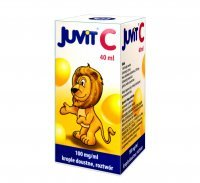 Juvit C 0,1 g / ml krople doustne 40 ml