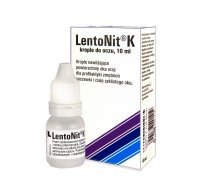 LentoNit K krople do oczu 10 ml