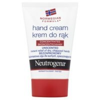 NEUTROGENA FN Krem do rąk bezzapachowy 50 ml