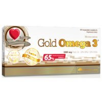 Olimp Gold Omega 3 1000mg kps x 60