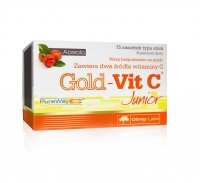 Olimp Gold-Vit C Junior 15 saszetek
