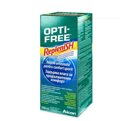 Opti-Free Replenish Płyn do soczewek 300 ml