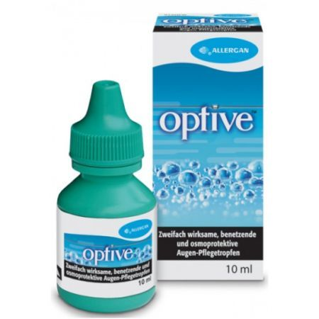 Optive Roztwór do suchych oczu 10 ml