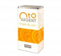 Otoargent krople do uszu 15 ml