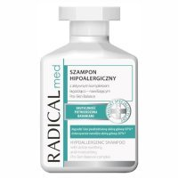 RADICAL MED Szamp. hipoalergiczn 300ml