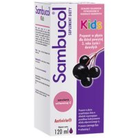 Sambucol Kids płyn 120 ml