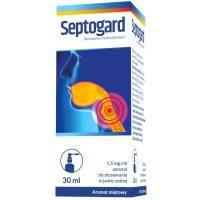 Septogard aerozol 1,5mg/ml 30ml