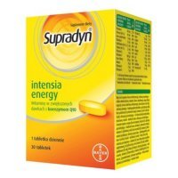 Supradyn Intensia Energy 30 tabletek