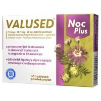 Valused Noc Plus 30 tabletek