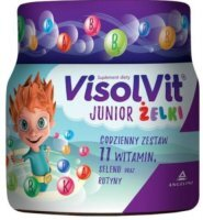Visolvit Junior 50 żelek